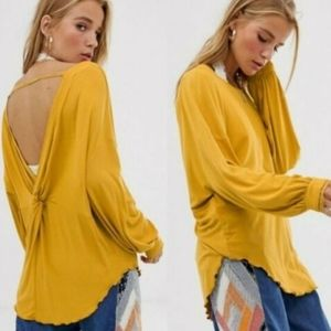 NWT Free People Shimmy Shake Top